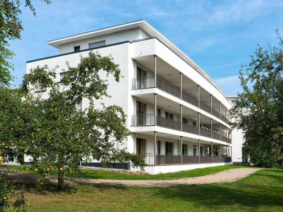 Gebäude der Rodenbergstraße Dortmund