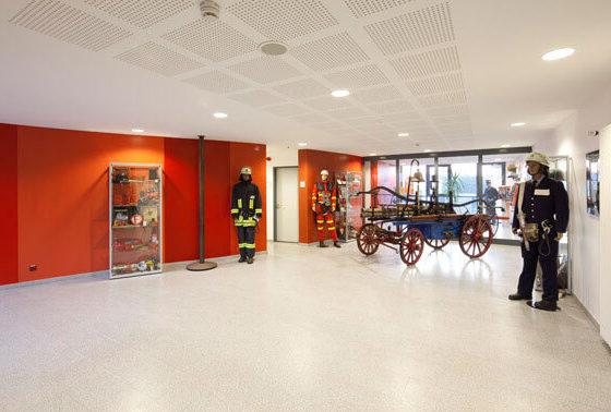 Feuerwache Dortmund Eingangsbereich