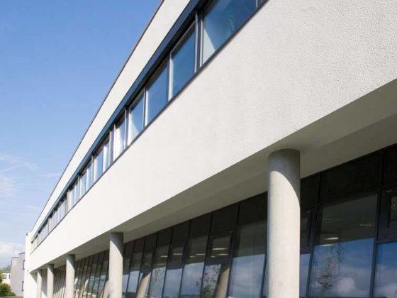 Instruclean Dortmund Fassade