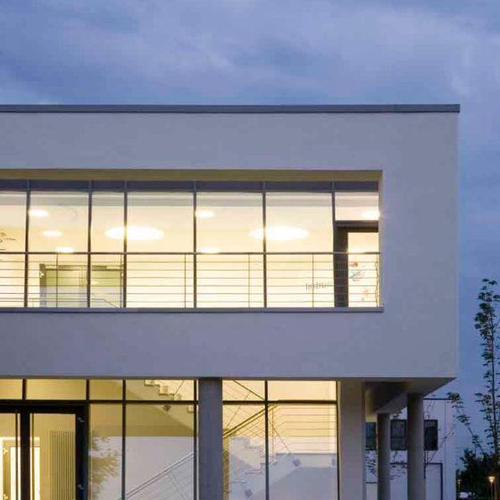 Instruclean Dortmund Gebäude
