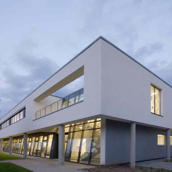 Gebäude der Instruclean Dortmund
