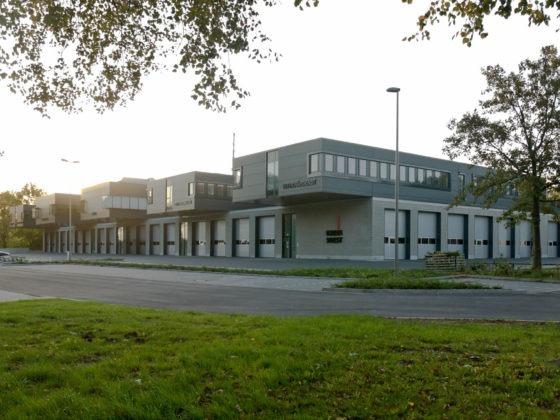 Rettungszentrum Soest Gebaeude